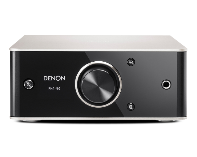 DENON USB-DAC/プリメインアンプ PMA-50