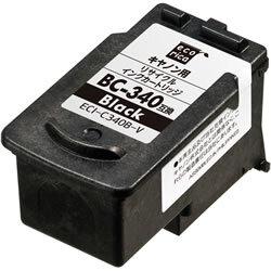 BC-340 ブラック リサイクルインク