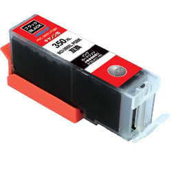 BCI-350XL PGBK ブラック 互換インク