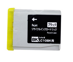 LC10BK ブラック リサイクルインク