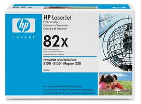 HP プリントカートリッジ 黒 C4182X 純正