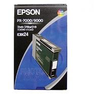 EPSON インクカートリッジ フォトブラック ICBK24 純正