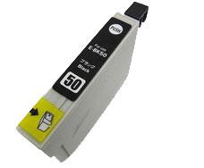 インクカートリッジ ICBK50 ブラック 汎用品(新品・ノーブランド)
