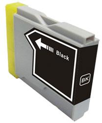 インクカートリッジ LC10BK (黒) 汎用品(新品・ノーブランド)