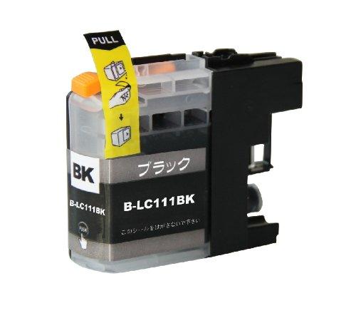 インクカートリッジ LC111BK (黒) 汎用品(新品・ノーブランド)