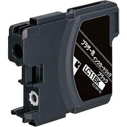 インクカートリッジ LC11BK (黒) 汎用品(新品・ノーブランド)