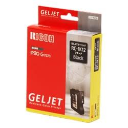 RICOH GELJETカートリッジ ブラック RC-1K12 純正