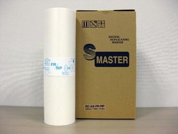 RISO用マスター ROA3-FR/RP (A3) 汎用 <4個入>