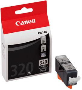 Canon インクタンク BCI-320PGBK ブラック 純正