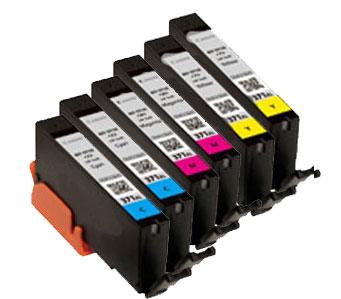 インクタンク BCI-371XL(C:2/M:2/Y:2) 大容量 汎用品(新品・ノーブランド)<6個入>