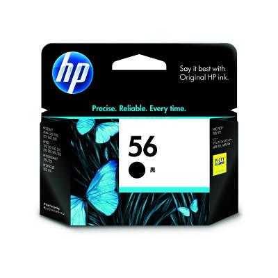 HP 56 プリントカートリッジ ブラック C6656AA#003 純正