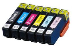 インクカートリッジ IC6CL80L 増量 6色パック 汎用品(新品・ノーブランド)
