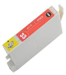 インクカートリッジ ICR33 レッド 汎用品(新品・ノーブランド)