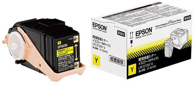 EPSON 環境推進トナー LPC3T35YV イエロー (Mサイズ) 純正