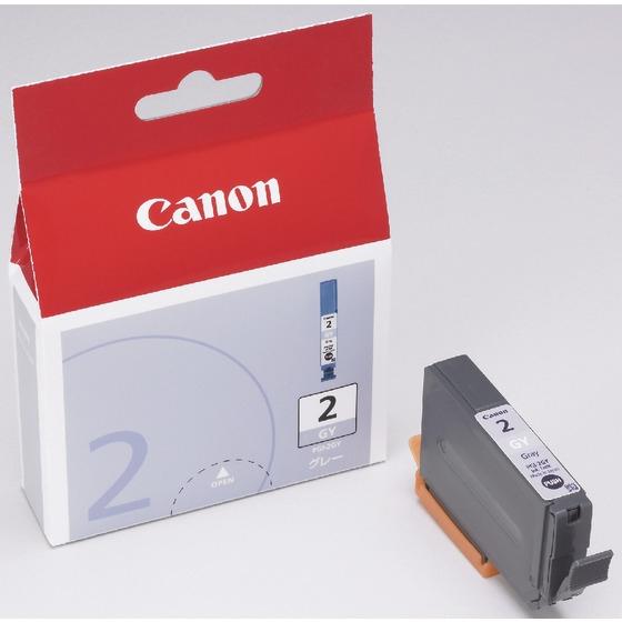 Canon インクタンク PGI-2GY グレー 純正