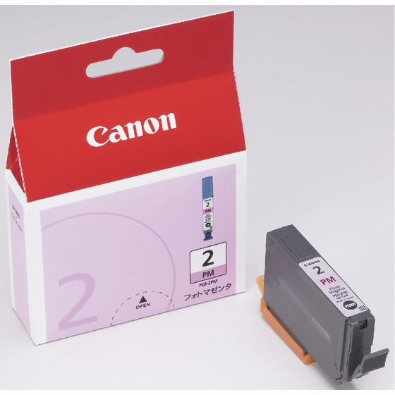 Canon インクタンク PGI-2PM フォトマゼンタ 純正