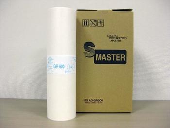 RISO用マスター ROA3-GR600 (A3)汎用 <4個入>