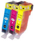 インクタンク BCI-321 (C/M/Y) カラー各色 汎用品(新品・ノーブランド)<3個入>