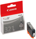 Canon インクタンク BCI-321GY グレー 純正