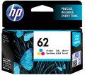 HP 62 インクカートリッジ カラー (C2P06AA) 純正