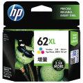HP 62XL インクカートリッジ カラー 増量 (C2P07AA) 純正