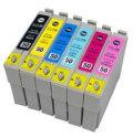 インクカートリッジ IC6CL50 汎用品(新品・ノーブランド)<6色>