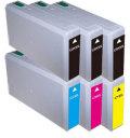 インクカートリッジL IC(BK:3、C、M、Y)90L 汎用品(新品・ノーブランド)<6個入>