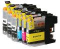 インクカートリッジ LC111(BK:3、C、M、Y) 汎用品(新品・ノーブランド) <6個入>