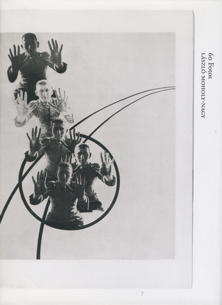 Books on Books 12: Laszlo Moholy-Nagy 60 Fotos