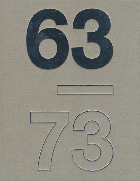 Ben Bos: TD 63-73