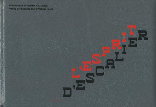 Thomas Demand: L'Esprit d'Escalier