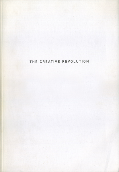 THE CREATIVE REVOLUTION
