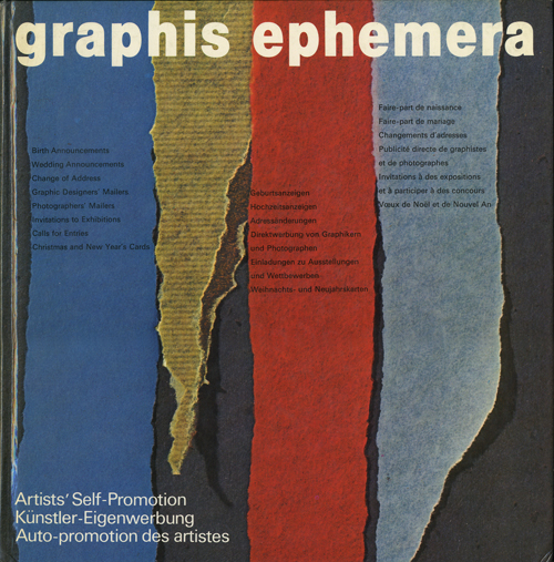 graphis ephemera