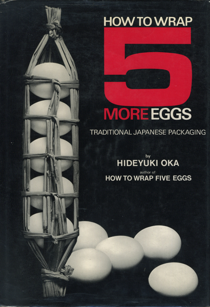 HOW TO WRAP 5 MORE EGGS