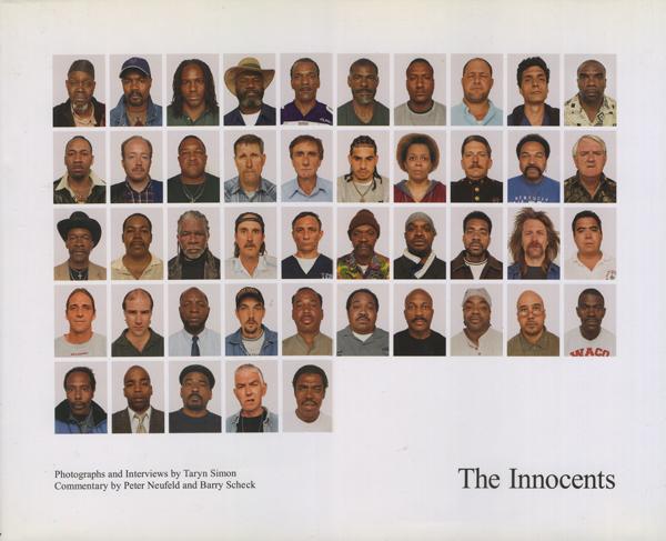 Taryn Simon:The Innocents