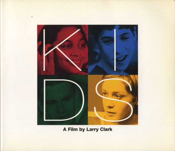 Larry Clark: KIDS[日本語版]
