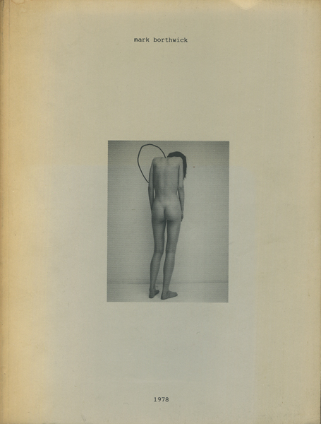 Mark Borthwick: 1978