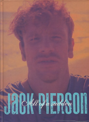 JACK PIERSON ジャック・ピアソン PowerHouse Book 1995年 初版