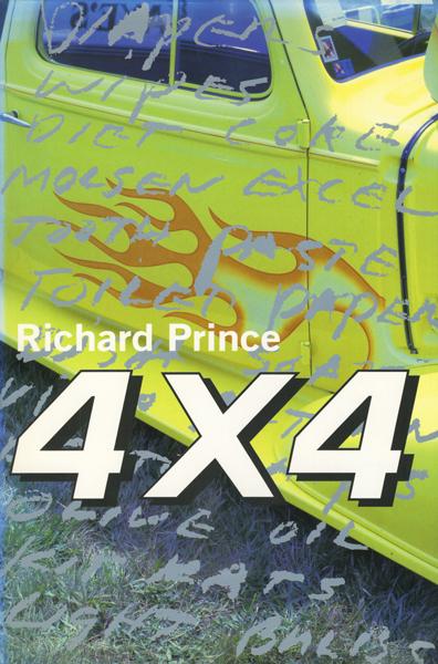 Richard Prince: 4×4