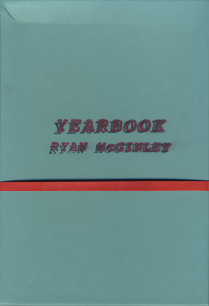 Ryan McGinley: YEAR BOOK