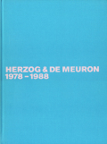 HERZOG & DE MEURON: The Complete Works Volume 1-3 3巻セット