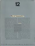 Typografische Monatsblatter [TM] 1973ǯ 6��å�