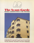architectural design the avant garde