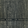 Anni Albers: On Designing