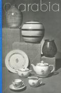 Arabia hintaluettelo talousposliineja 1936