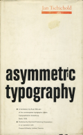 Jan Tschichold: Asymmetric Typography