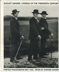 August Sander: Citizens of the 20th Century
