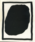 sol lewitt: BLACK GOUACHES