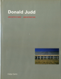 Donald Judd: Architecture / Architektur