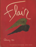 Flair Magazine Complete Set: February 1950 – Janualy 1951 - ��12��·